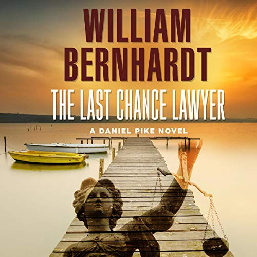The Last Chance Lawyer audiobook cover art