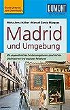 DuMont Reise-Taschenbuch Reiseführer Madrid und Umgebung: mit Online Updates als Gratis-Download