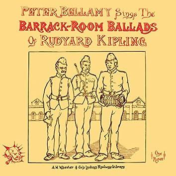 The Barrack Room Ballads of Rudyard Kipling