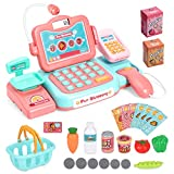 Best Toy Cash Registers - Chuntianli Durable Cash Register Toy-Pretend Play Educational Toy Review