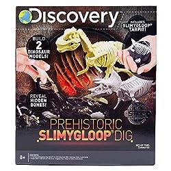 1. Discovery Prehistoric Dinosaur Slime Dig