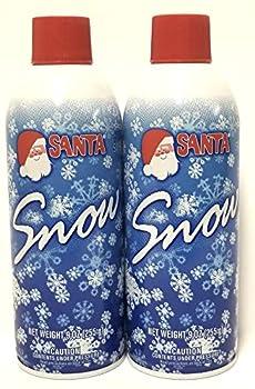 Best santa snow spray 2 Reviews