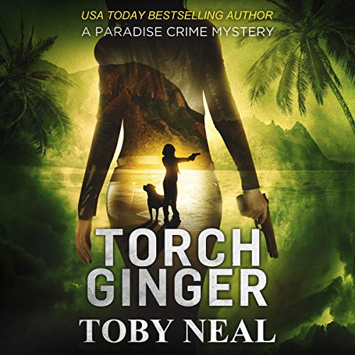 Torch Ginger audiobook cover art