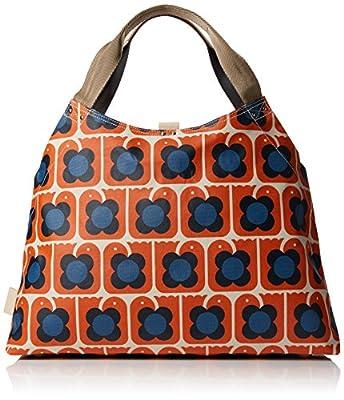 Orla Kiely Love Birds Print Large Holdall Bag