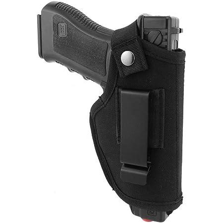 Tactique Militaire Belly r/églable Concealed Carry Bande Taille Pistolet Pistolet Holster Chasse Ceinture Ceinturon Porte-Gun XFC-Holder