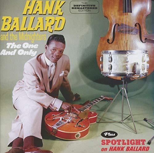 Spotlight on Hank Ballard