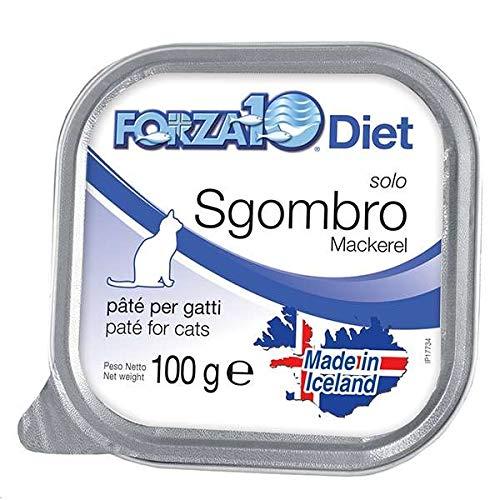 Forza10 Solo Diet Sgombro - 1 Vaschetta da 100 gr