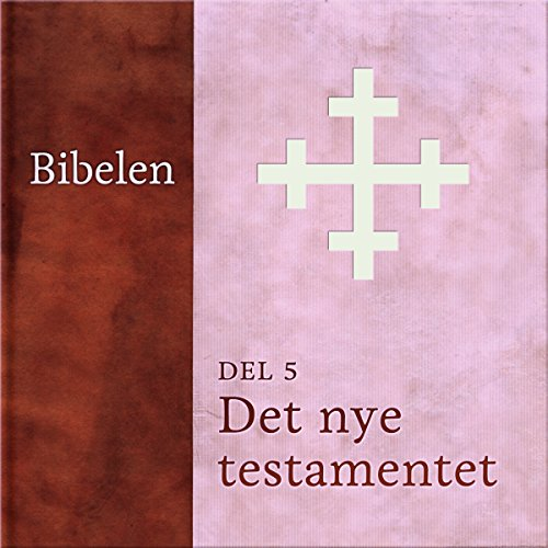 Det nye testamentet audiobook cover art