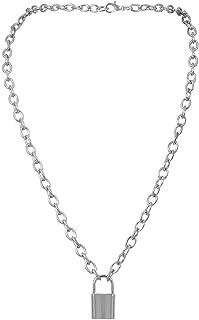 JZTRADING Choker-Halsband-Armband-Set mit klassischer Verstellbarer einfacher Kette für Damen Mädchen Frauen Party-Accessoires