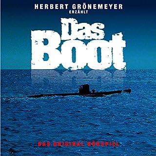 Das Boot                   Autor:                                                                                                                                 Ralf Weigand                               Sprecher:                                                                                                                                 Herbert Grönemeyer                      Spieldauer: 2 Std. und 40 Min.     128 Bewertungen     Gesamt 4,8