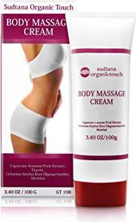Anti Cellulite Slimming Cream   Ideal For Post Partum Body Skin Firming, Tightening and Belly Waist Fat Burning   Cellulit...