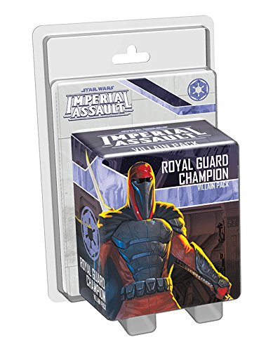 Star Wars Imperial Assault - Royal Guard Champion Pack