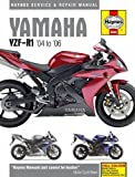 Yamaha YZF-R1 (04 - 06) Haynes Repair Manual: Yzf-R1 '04 to '06 (Haynes Service & Repair Manual)