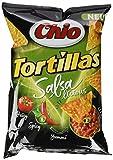 Chio Tortilla Chips Salsalicious, 10er Pack (10 x 125 g)