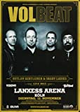 Volbeat - Beyound Hell, Köln 2013 » Konzertplakat/Premium