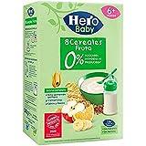 Hero Babynatur Cereales y Frutas, 340g