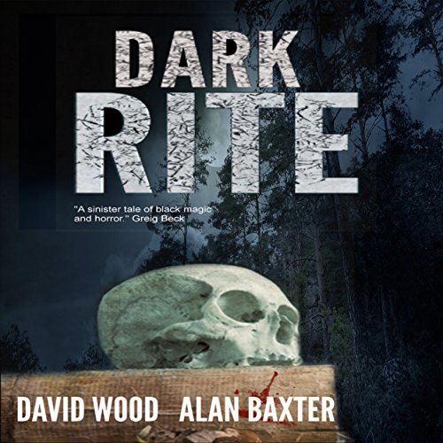 Dark Rite audiobook cover art