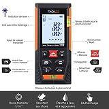 Zoom IMG-2 tacklife telemetro laser digitale 100