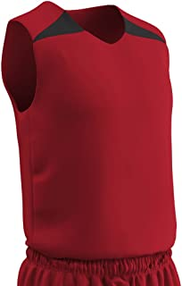 d2893496834f CHAMPRO Pro Reversible BBJ4 Mens Uniform Shirt Top Basketball Jersey