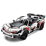 LINANNAN Technic Car Louts V6 Building Set, 1: 8 Racing Sports Car, 1521pcs Bloques de construcción compatibles con Lego Technic, Regalo para Adultos y niños