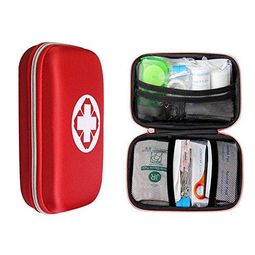 クェルサ(Crusar)車載ファーストエイドキット 車載救急用品 FIRST AID KIT 防災セット 応急処置18種類セット!