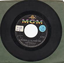 The House of the Rising Sun B/w Talkin' 'Bout You [Vinyl] The Animals
