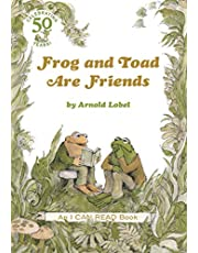 Frog and Toad Are Friends (I Can Read Book 2)