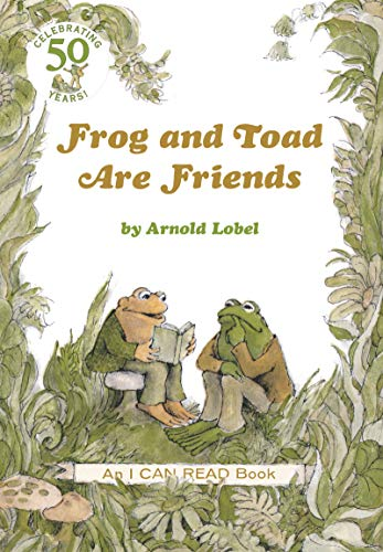 Frog and Toad Are Friends (I Can Read Book 2)の詳細を見る