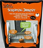 "Halloween Screaming Doormat (Measures 10""x14"")"