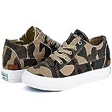 JENN ARDOR Womens Wedge Sneakers Hidden Platform Shoes Booties Closed Toe Slip-on Casual Sneaker Shoes