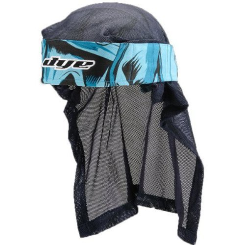 Dye Kopftuch für Paintball, 88490200, Cloth Blue