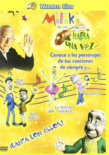 Miliki Presenta Habia Un Vez... [DVD]