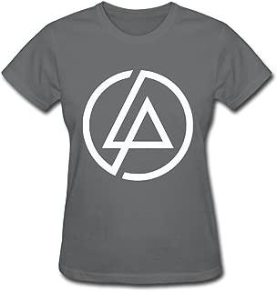 Vansty Linkin Park 100% Cotton T Shirt for Women