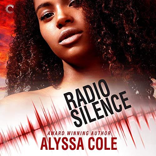 Radio Silence audiobook cover art