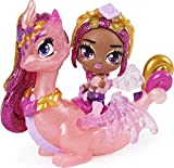 Hatchimals Pixies Riders Crystal Charlotte Pixie and Draggle - Figura Coleccionable de Criaturas míticas para equitación y Muchas sorpresas