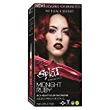 Splat Rebellious Semi Permanent Fantasy Complete Hair Color Kit in Midnight Ruby
