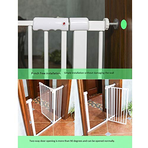 51KIDVK6LeL The TOP 7 Best Free Standing Baby Gates 2021 Review