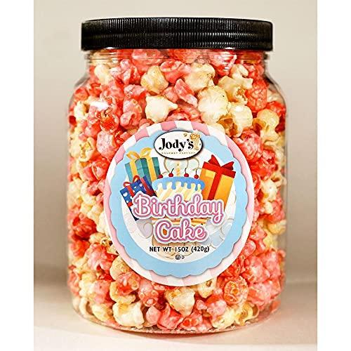 Cheap SALE Start Jody's Gourmet Popcorn- Free Shipping Cheap Bargain Gift Birthday Jars Cake 6