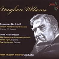 Williams: Symphony No. 5 in D / Dona Nobis Pacem (2008-01-22)
