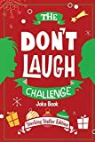 The Don't Laugh Challenge joke book