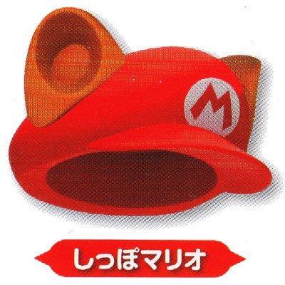 ニュースーパーマリオブラザーズ2 ボトルキャップコレクション [3.しっぽマリオ](単品)
