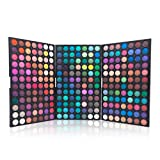 Pure Vie Professional 252 Colors EyeShadow Palette Makeup Contouring Kit - Ideal for Professional as well as Personal Use