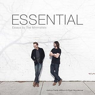 Essential audiobook cover art