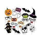 Accesorios de Fiesta, Accesorios de Halloween, Decoraciones de Halloween, Apoyos de la Foto, Accesorios Fiesta, Decoración Favorece Suministros, para Graduación Fiesta