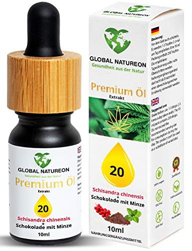 GLOBAL NATUREON® PREMIUM ÖL 20 (10 ml)...