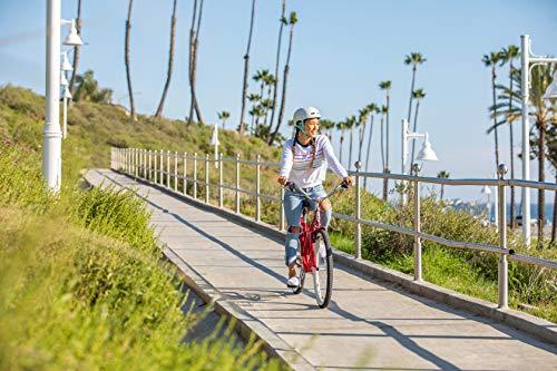 51KIKCY5OBL。 SL500 Schwinn Discover Hybrid Bike for Men and Women