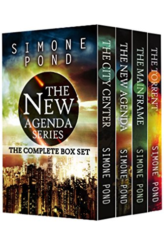 The New Agenda Series Four-Book Box Set: The City Center, The Mainframe, The Torrent, The New Agenda (English Edition)