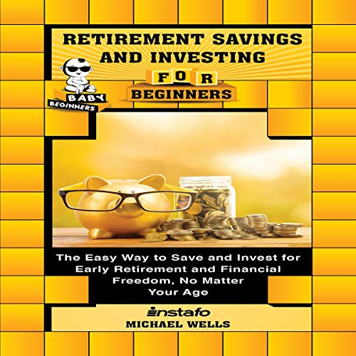 Retirement Savings and Investing for Beginners Titelbild