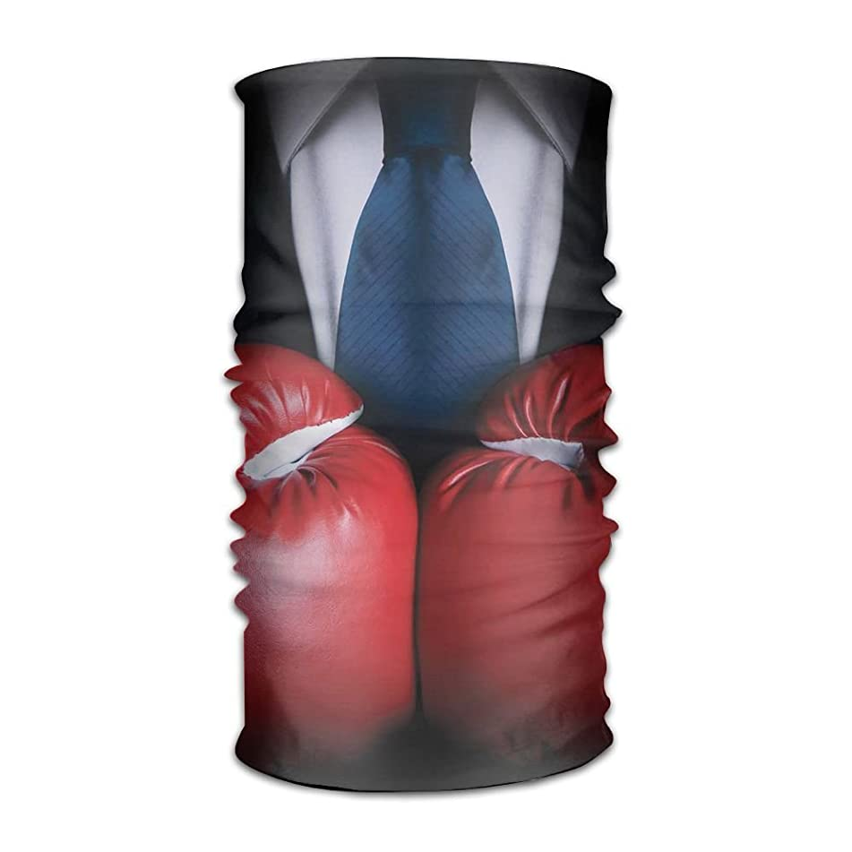 Owen Pullman Multifunctional Headwear Boxing Gloves Businessman Head Wrap Elastic Turban Sport Headband Outdoor Sweatband