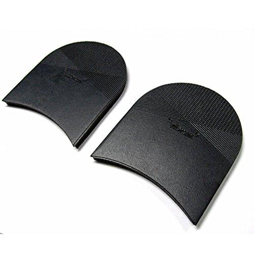 ビブラム vibram No.5350 ヒール ブラック/No.2サイズ 【靴底修理・交換用ヒール】